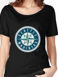 Seattle Mariners Women's Relaxed Fit T-Shirt