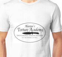 Alastair's Torture Academy Unisex T-Shirt