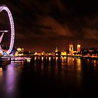 WESTMINSTER EYE by eran gilad