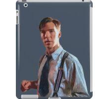 Turing iPad Case/Skin