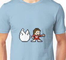 8bit Mork, Robin Williams no text Unisex T-Shirt