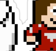8bit Mork, Robin Williams no text Sticker