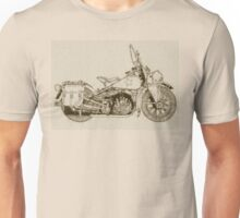 Antique 45 Unisex T-Shirt