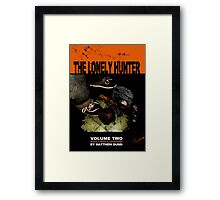 The Lonely Hunter Vol.2 Cover Framed Print