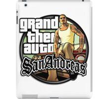 GTA SA iPad Case/Skin