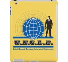 U.N.C.L.E iPad Case/Skin