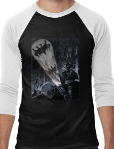 BAT SIGNAL Men's Baseball ¾ T-Shirt