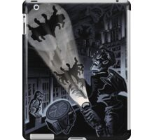 BAT SIGNAL iPad Case/Skin