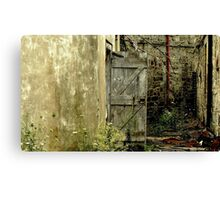 Crickets Canvas Print