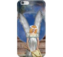 The Angel Of Jubiliation Rests iPhone Case/Skin