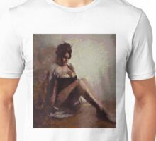Mademoiselle Cherie by Mary Bassett Unisex T-Shirt