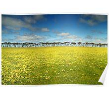 South Australia landscape serie 03 Poster