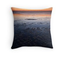 Herons Flight Throw Pillow