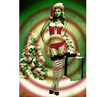 All I Want For Christmas Photographic Print