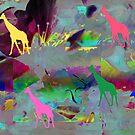 Amazing Giraffes. by Vitta