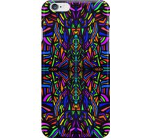 psychedelia #7 iPhone Case/Skin