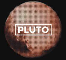 Pluto Puzzle Kids Clothes