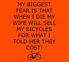 Wife & Bikes Unisex T-Shirt