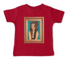 Mona t-shirt Baby Tee