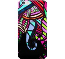 psychedelia #8 iPhone Case/Skin