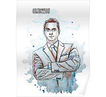 Law & Order SVU - Rafael Barba Poster