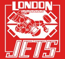 London Jets by synaptyx