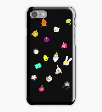 Adventure cuties iPhone Case/Skin