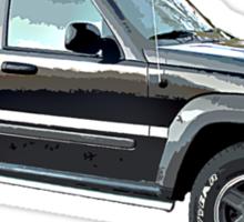 Jeep Liberty Sticker