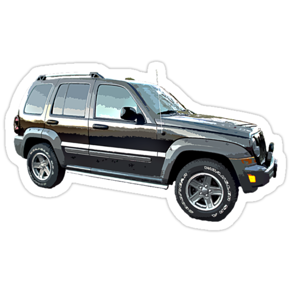 Jeep Liberty by Paul Gitto