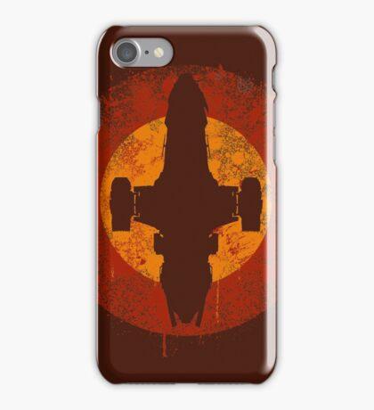Serenity Eclipse iPhone Case/Skin