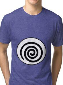 Poliwag Belly Tri-blend T-Shirt