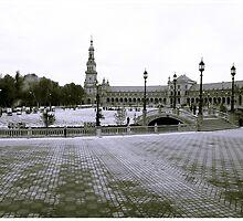 Plaza silver by David Melville