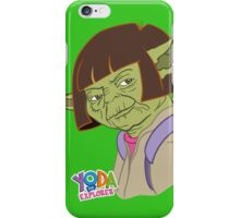 Yoda the Explorer iPhone Case/Skin