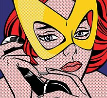 Girl Power: Jean Grey by Cowabunga