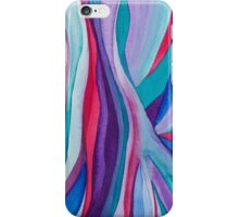 Blue Divergence iPhone Case/Skin