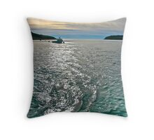 Should I be Doing This? Throw Pillow