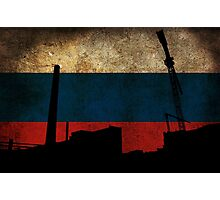 russia industry Photographic Print