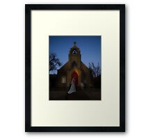 The Mystery Of Marriage Framed Print
