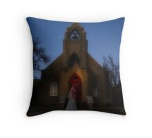 The Mystery Of Marriage Throw Pillow