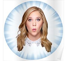 Comedian Amy Schumer Poster
