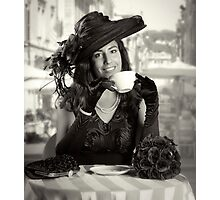 Anyone for Coffee! Photographic Print
