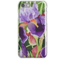 Bearded Irises iPhone Case/Skin