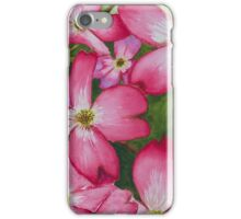 Pink Dogwood iPhone Case/Skin