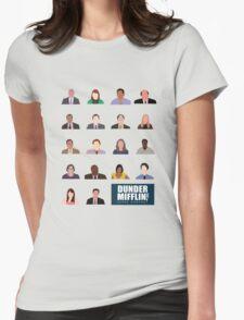Dunder Mifflin Employee Headshots T-Shirt