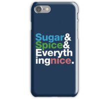 JPPG iPhone Case/Skin