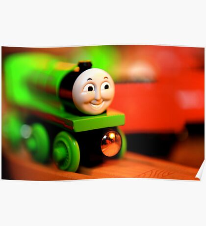Go, Green Engine Poster