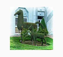 Horse Topiary Unisex T-Shirt