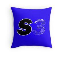 Castle S3 Throw Pillow