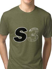 Castle S3 Tri-blend T-Shirt