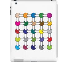 Optical Illusion Colour Spots iPad Case/Skin